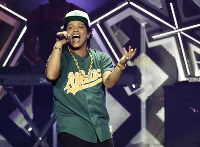 El concierto de Bruno Mars en el 2016, motivo de muchas quejas.