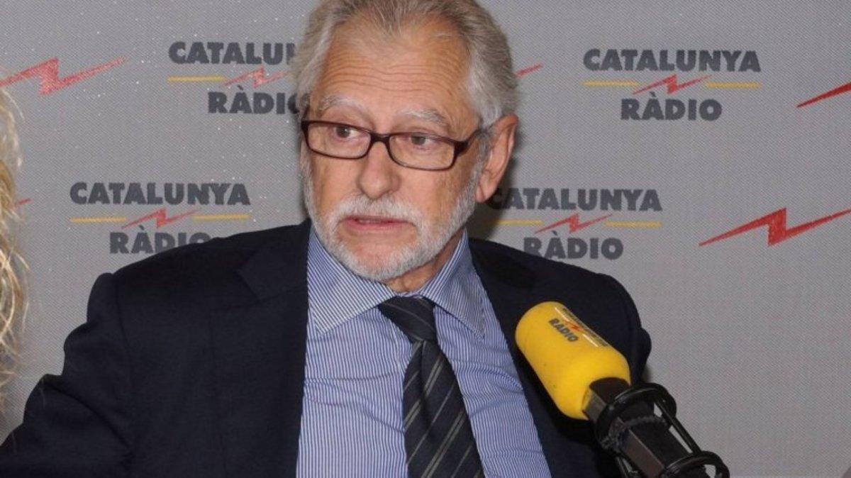 Carles Viver i Pi-Sunyer.
