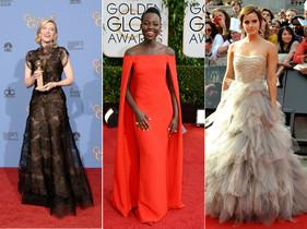 Cate Blanchet, Lupita Nyong'o y Emma Watson son tres de las actrices que mejor visten, según la revista 'Vanity Fair'.