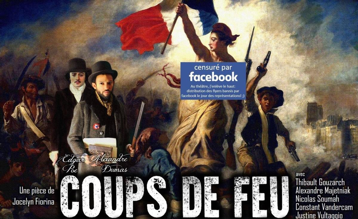 Facebook censura los pechos desnudos de 'La Libertad guiando al pueblo' y luego pide perdón