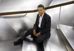 Claudio Magris, durante una visita a Madrid en el 2009.