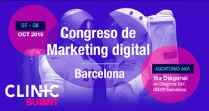 Clinic Summit, congreso de Marketing Digital en Barcelona