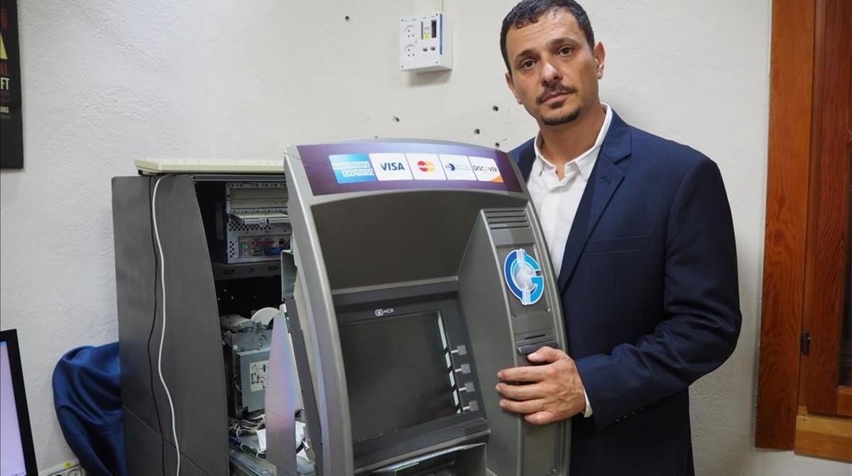 Ofir Hason, consejero delegado de Cybergym.