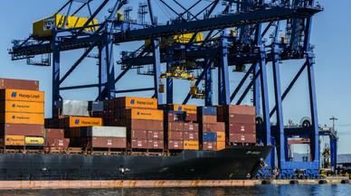 El barómetro DHL descarta frenos al comercio internacional