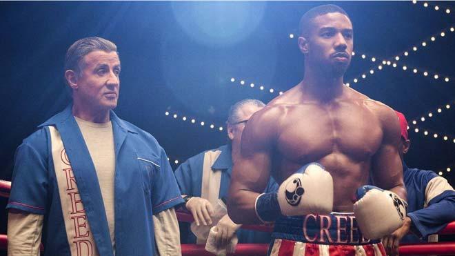 'Creed II' La leyenda de Rocky', l'adeu del mite Stallone