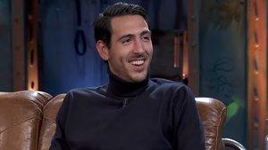 Dani Parejo se moja en 'La resistencia' y desvela cuánto dinero tiene