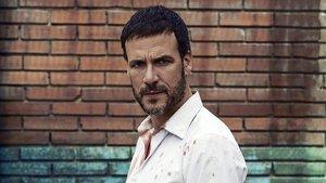 El actor Daniel Grao, en 'Perdida' (Antena 3).