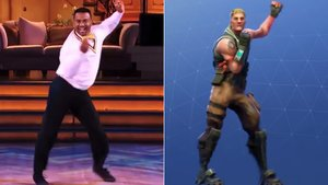 Desde principios de año Fortnite permite que sus jugadores puedan adquirir el baile de Carlton en El príncipe de Bel Air.