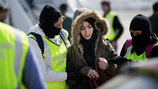 Detenida en Barcelona tras intentar unirse al ISIS.