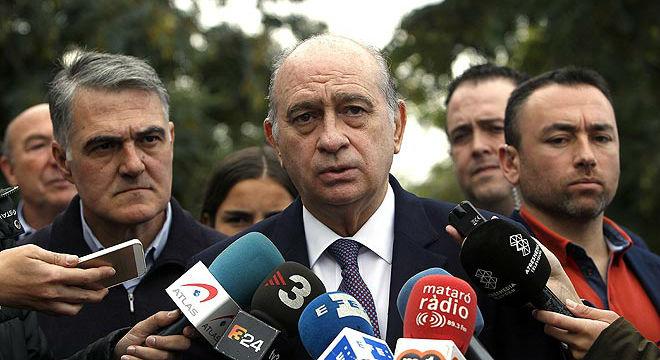 Ha tenido un proceso de radicalización rápido, ha explicado el ministro del Interior sobre lajoven detenida en Granollers enuna red de captación yihadista.