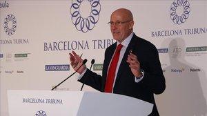 El director de Mobile World Capital, Carlos Grau.