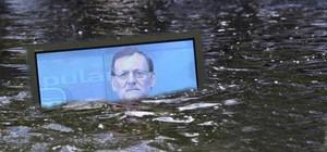 Un meme alusivo a las comparecencias de Mariano Rajoy a través de televisión.