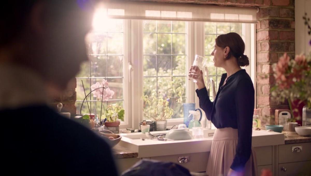 Escena de la nueva temporada de Doctora Foster.