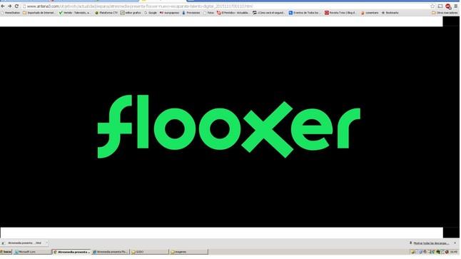 Logo de la nueva web de vídeos de Atresmedia.