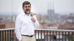 El presidente de la Assemblea Nacional Catalana (ANC), Jordi Sànchez.