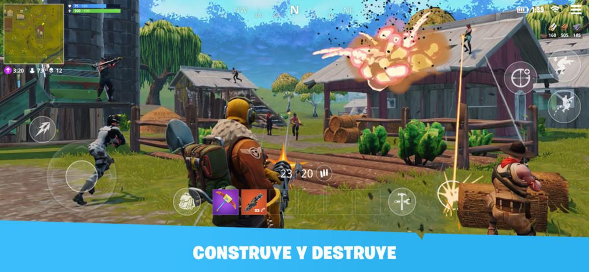 Game Free Ipad Wallpapers: Las Mejores Aplicaciones De La Semana: Fortnite Y Dogo