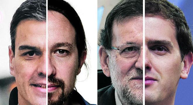 El 'cleavage' izquierda-derecha: los viejos rockeros nunca mueren