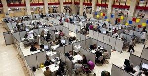 El Govern abonarà el retard en les nòmines de 34.000 empleats públics