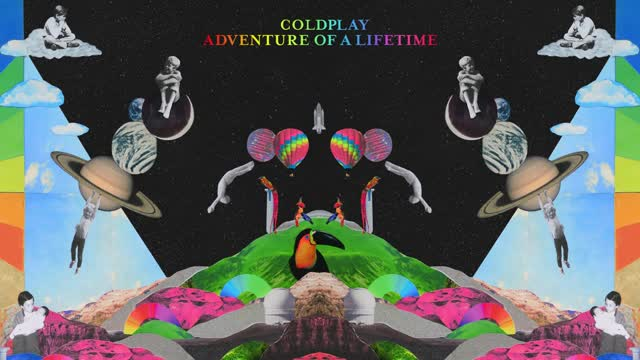 'A head full of dreams', la novacançó que Coldplay ha penjat a Facebook.