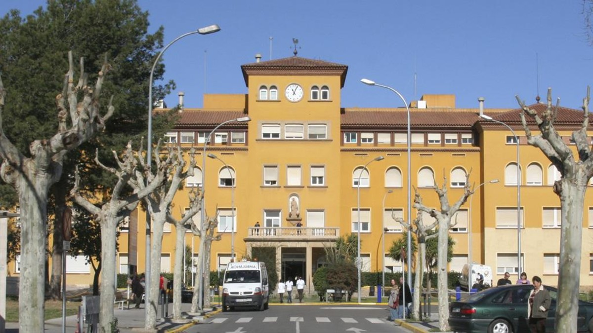 Hospital de Viladecans.