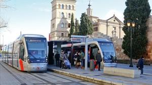 """L'ajuntament demana que el tramvia no sigui un """"debat de cunyats"""""""