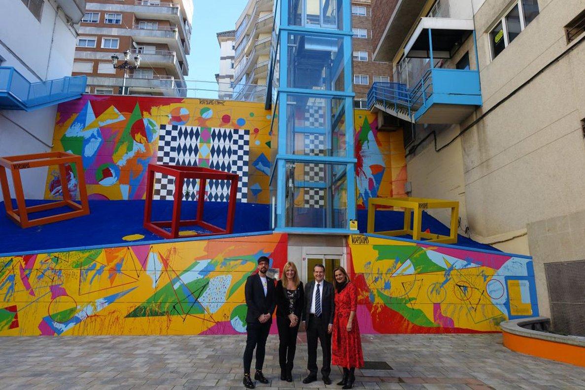 Rubí proposa a Vigo la creació de la primera Xarxa Internacional de Ciutats de Color