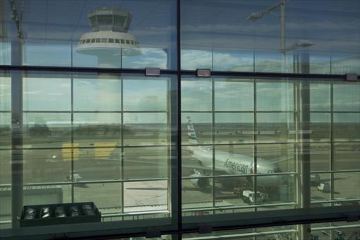 instalacioners del aeropuerto de El Prat.