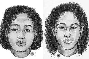 De izquierda a derecha Tala Farea, 16, y Rotana Farea, 22.