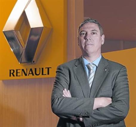 José Vicente de los Mozos, presidente de producción de Renault.