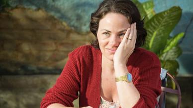 """Karine Teles: """"Todas las madres pasamos por momentos de agotamiento y desesperación"""""""