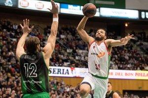 El Baskonia assalta Badalona i deixa en l'aire la Copa per a la Penya