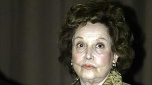 Carmen Franco rep l'extremunció