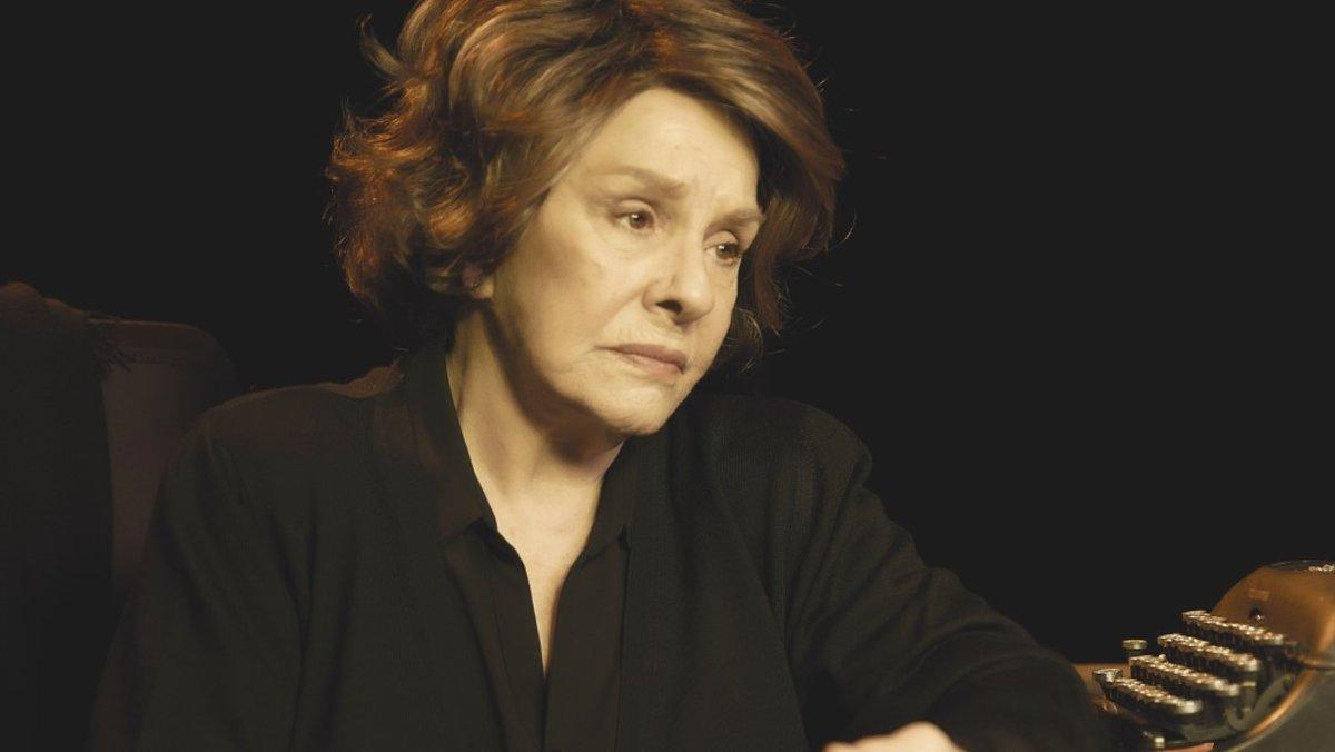 Lola Herrera, en una imagen promocional de 'Cinco horas con Mario'