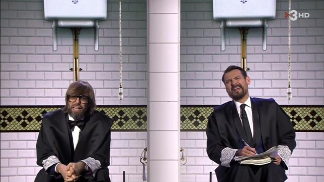 Los Òscars en La nit dels Òscars (TV-3).