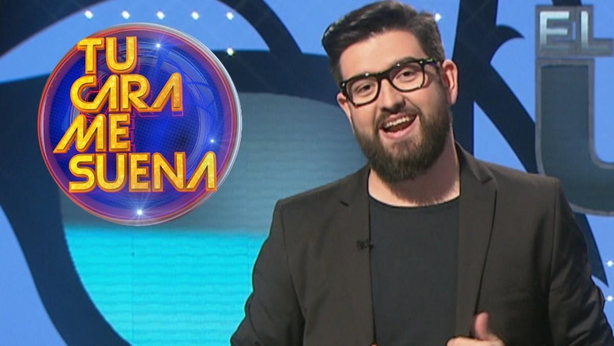 Manu Sánchez, concursante de Tu cara me suena 7