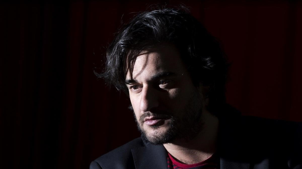 Manuel Jabois, en Madrid, la pasada semana.