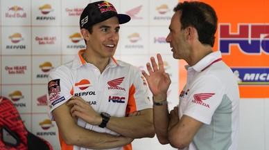 Honda le proporciona a Márquez una moto ganadora para que renueve