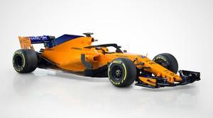 Fernando Alonso ja té monoplaça per al 2018