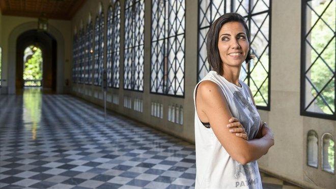 """Ana Pastor """"Em qüestiono més com a mare que fins i tot com a periodista"""""""