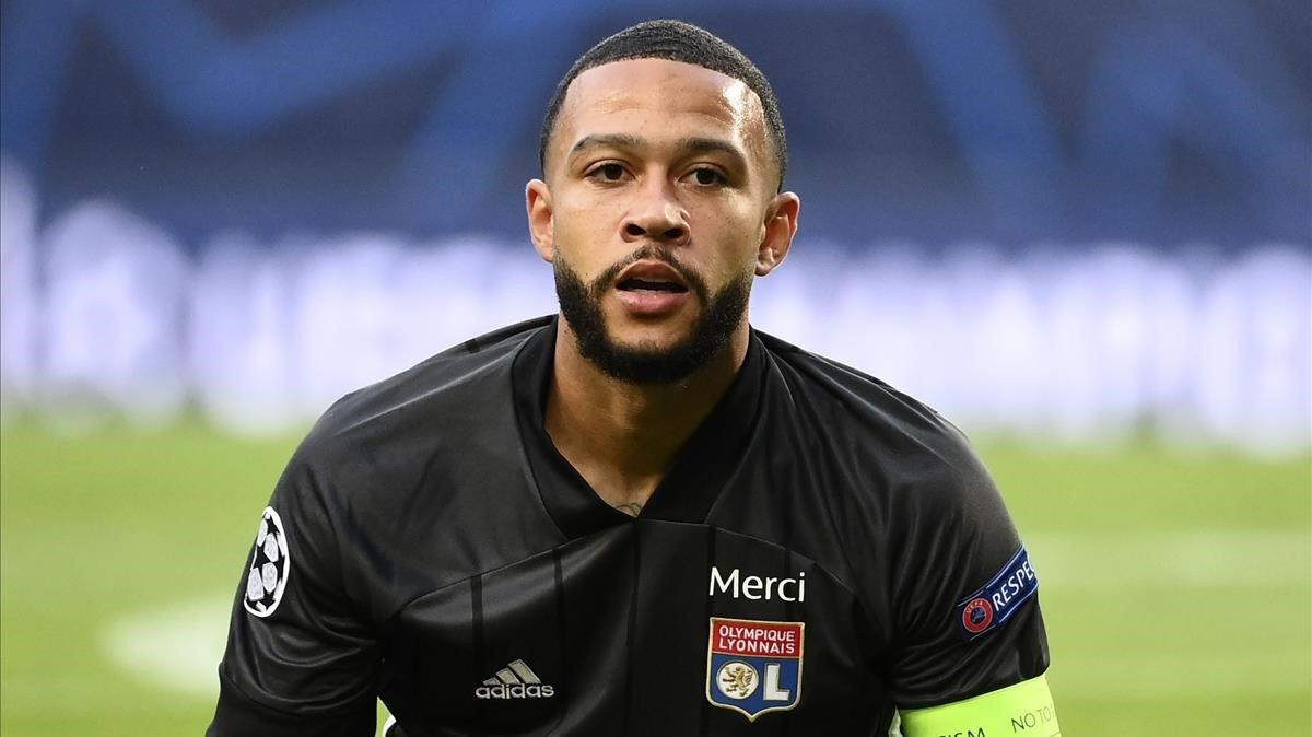 Lyon urges Barça for Depay – Archyde
