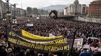 Los pensionistas, el catalán y los votos