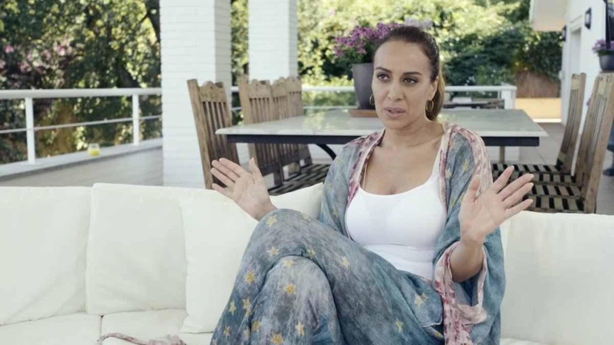 Mónica Naranjo en 'Mónica y el sexo'.