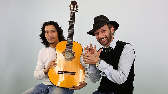 Duquende interpreta Cantes de Levante para EL PERIÓDICO.