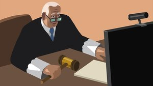 Procesos judiciales a distancia
