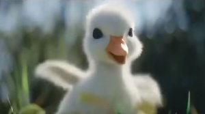 Disneyland conmueve con la historia de un pato que sueña con conocer al Pato Donald