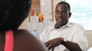 Patrick Awuah, fundador de la Ashise University College de Ghana y ganador del premio educativo WISE 2017.