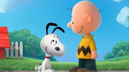 Tráiler del filmede animación 3D Carlitos y Snoopy. La película de Peanuts.