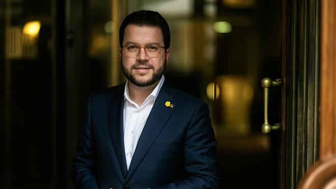 Pere Aragonès: «A Pedro Sánchez se li han acabat les excuses per no negociar»