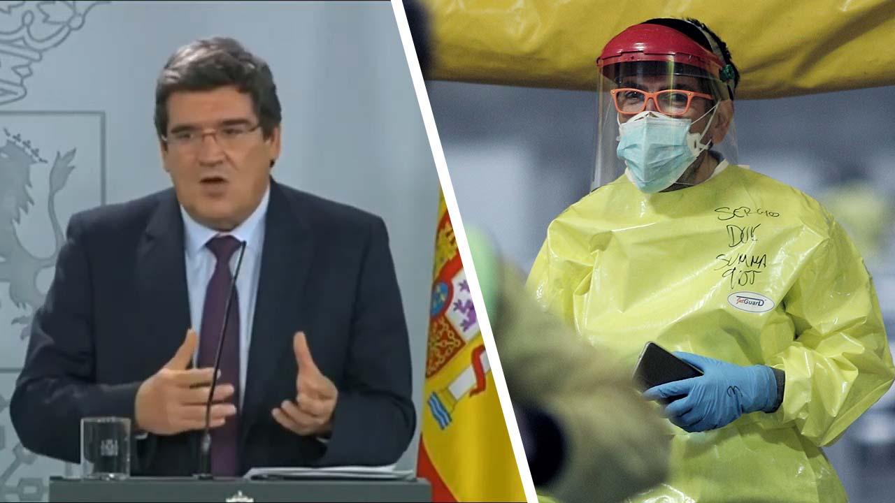 """Permisos de trabajo """"exprés"""" para los sanitarios extranjeros en situación regular"""