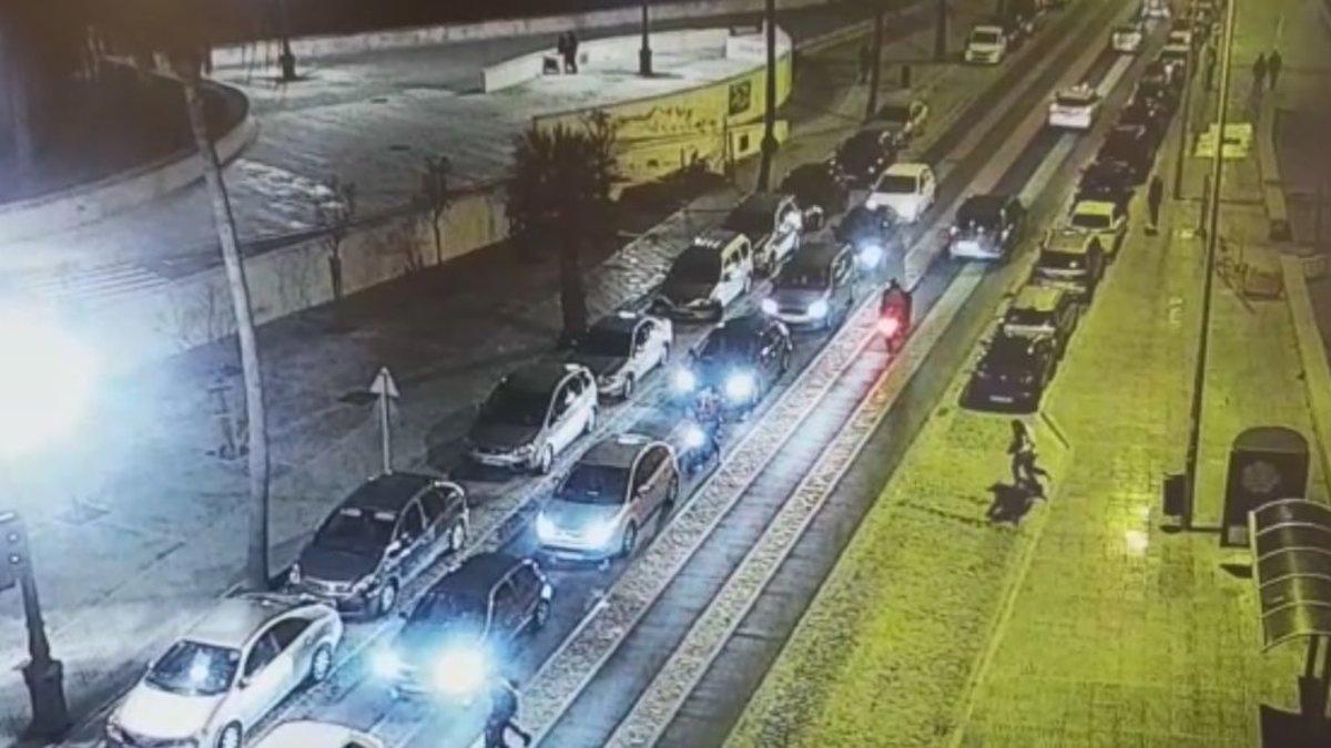 La policía de Cádiz busca al autor de un atropello con patinete eléctrico   Vídeo